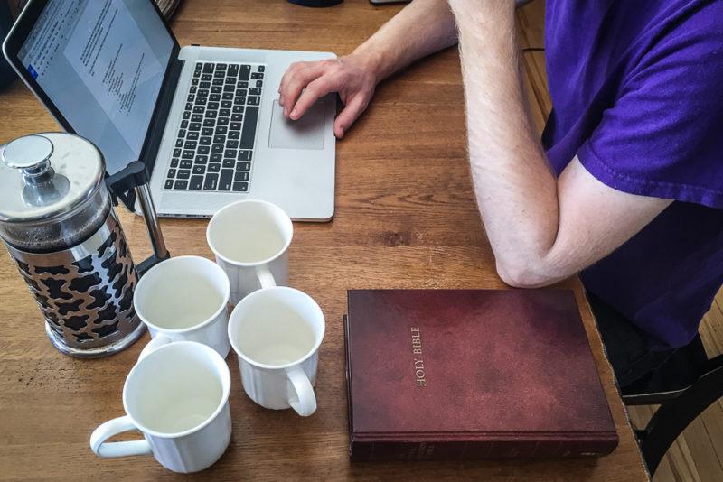 Online Seminary degrees