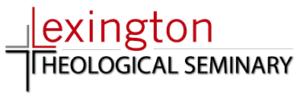 Lexington Seminary online MTS program