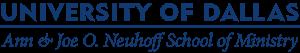 University of Dallas Neuhoff School of Ministry online MTS degree