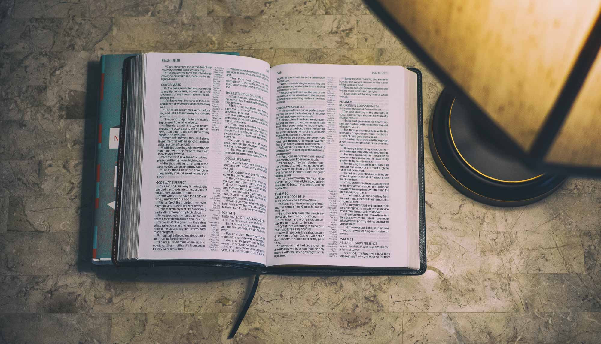 50 Bible Verses on Leadership