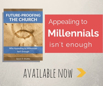 Future-proofing the Church: Why Appealing To Millennials Isn't Enough