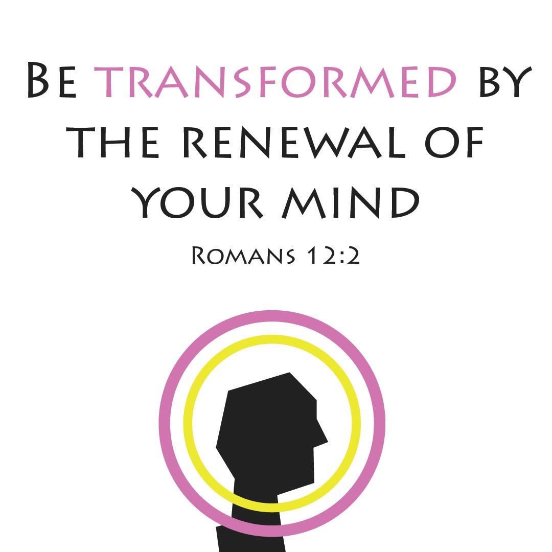 Free Bible verse Romans 12:2
